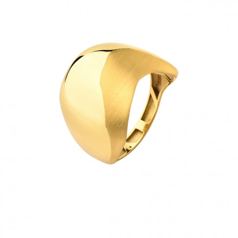 Anel Ouro 18K 12956