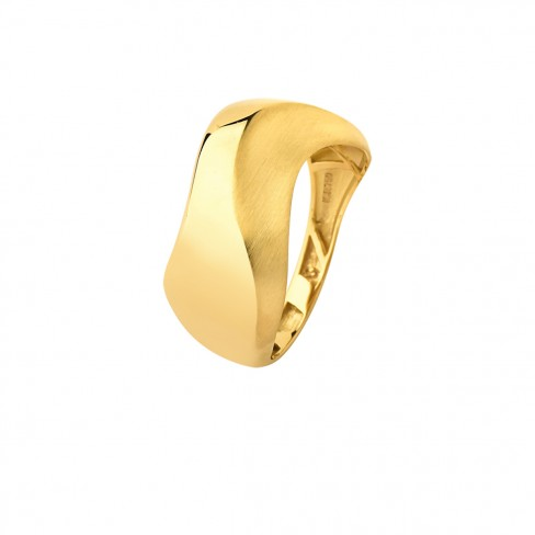 Anel Ouro 18K 12959